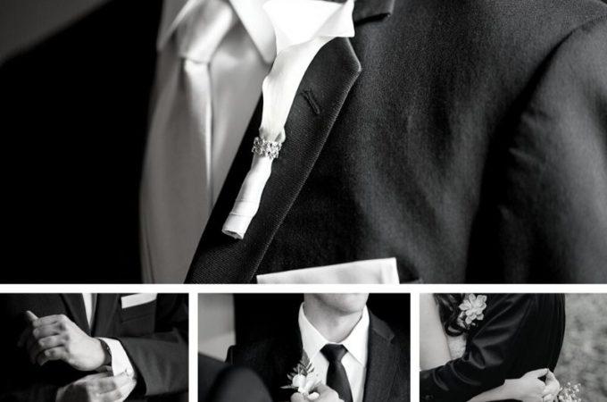 Hochzeitsmode für den Bräutigam